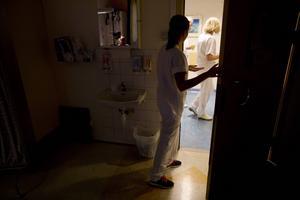 När det tidigare nattavtalet togs bort ökade antalet avhopp bland sjuksköterskorna.