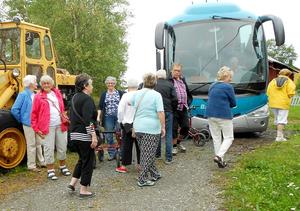 Lugnviks PRO har varit på en hemlig resa.   Foto: Urban Norberg
