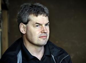Franco bergman -– nöjd förbundskapten efter vad han sett av VM–arenan i Kazan.