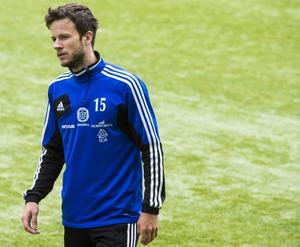 Robert Lundström har två matcher kvar i Sundsvall innan han lämnar för norska toppklubben Vålerengen.