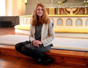 Församlingspedagogen Ingrid Weilguni Larsson har jobbat med föreläsningsserien Gudning i livspusslet som börjar nu på lördag den 11 november.