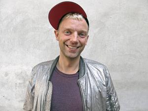 Mattias Brunn, konstnärlig ledare för Folkteatern.