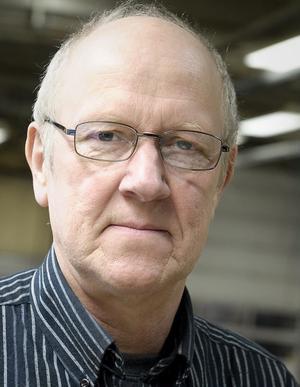 Jonny Persson, chef för Hälsinglands fem stationer.