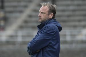 Jonas Björkgren gör med största sannolikhet sista matchen som KIK-tränare nästa helg i sista omgången mot Kristianstad.