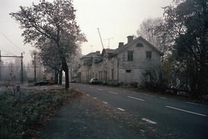 Långhuset i Viskan, där långfilmen ska utspela sig. Huset var fröet till hela idén; John O Olsson förälskade sig i det och kunde inte glömma det.