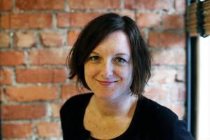 Karin Härjegård har alltid skrivit. Nu har hon omsatt berättelserna om en mycket speciell kvinna i Hede till sin debutroman, en hyllning till alla starka kvinnor