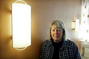 Foto: LARS WIGERT Slutar. Efter elva år som ansvarig för energin i Gävle lämnar Britt Kjellin sina uppdrag.