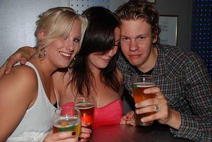 Silk. Johanna, Annika och Jesper