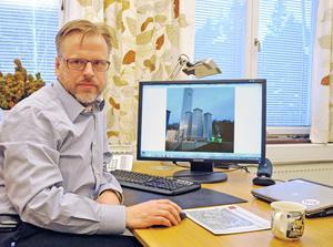 Norska koncernen Scana hade inte resurser att satsa på Scana Steel i Söderfors, enligt förre vd:n Per Jarbelius.
