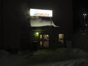 Bowlinghallen på Lugnet i Falun.