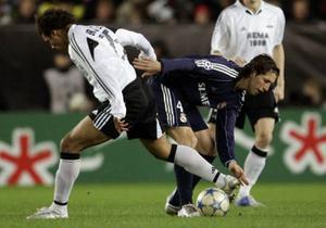 Rosenborg–Real Madrid.