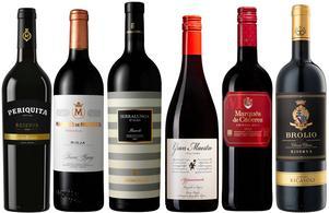 Sex bra röda viner just nu bland de nya årgångarna i Systembolagets ordinarie sortiment.