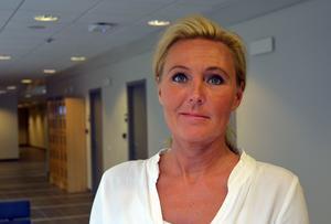 Karin Kempas arbetar ideellt åt brottsofferjouren.
