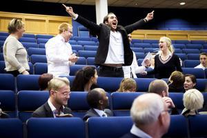 Lyckliga vinnare av Drivhuset24.