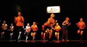 Irina Golomysova-Ramovic och de andra koreograferna har gjort ett riktigt bra jobb med samtliga nummer.