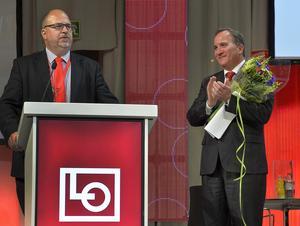 Statsminister Stefan Löfven (S) behöver sänkta ingångslöner för att lyckas med integrationen.  Det är upp till LO:s ordförande Karl-Petter Thorwaldsson att leverera ifall han vill se en socialdemokratisk regering efter 2018.