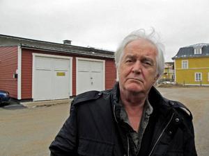 ÖP:s  Tomas Larsson träffade Henning Mankell i ett timslångt samtal på Hotell Mysoxen i Sveg.