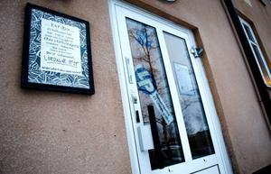 I april kan värmestugan i Östersund ha flyttat till kommunens lokaler mitt emot Brunkullan på Postgränd
