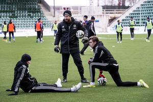 Några är tillbaka, men flera får vila, åtminstone från matchen mot ÖFK. Sedan väntar träningsläger i Barcelona.