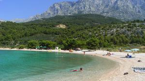 Kroatiens riviera blir allt populärare bland svenskarna.