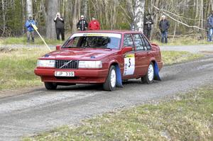 Första handikappanpassade rallybilen åkte rullstolsburna norabon Marcus Jardler i. Och det kan nu blir fler tävlingar.