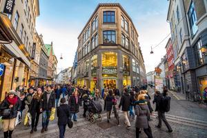 I februari fylls Köpenhamn med kultur.
