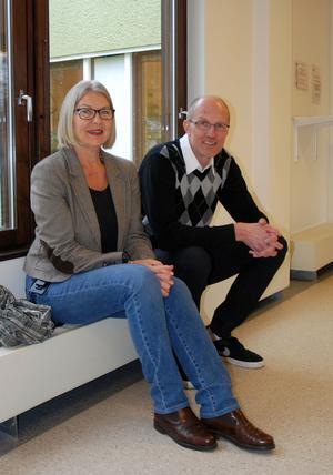 Den första oktober gick Gunvor Thorslund Stålberg i pension och lämnade då över rodret för Hedemora vårdcentral till Krister Wahlén.
