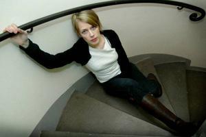 Annika Norlin, andrapristagare. Foto: ulrika andersson