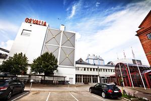 Gevaliafabriken i Gävle.
