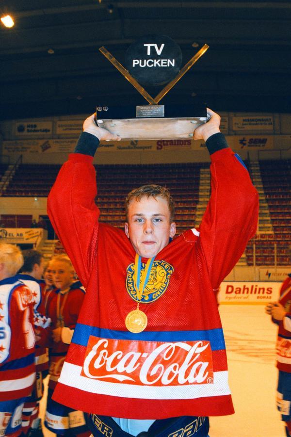 Calle Åslund blev aldrig någon stjärna utan höll till på division 1-nivå.