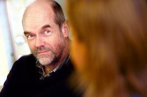 """Fastighetsförvaltare."""" Kvinnokliniken är ett gamnmalt och otidsenligt hus"""", säger Bo Eriksson."""