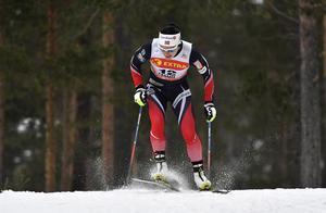 Marit Björgen snabbaste dam.