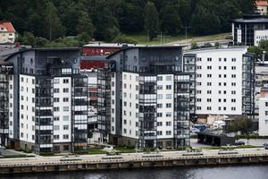 I Örnsköldsvik steg bostadsrättspriserna med 17,1 % mellan 2013 och 2014.