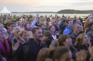 Nu är det åter dags för Folkan Waterfront som håller till vid Fagerstranden i Timrå.