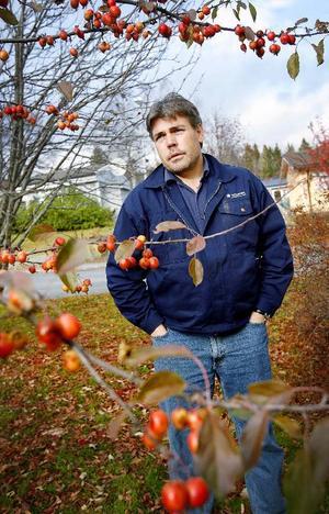 """""""De hörs på vindar och i väggarna; det är där de springer just nu"""", säger Patrik Skoglund på Anticimex i Östersund."""