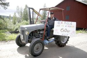 Marcus Danielssons Grålle fungerar än idag. Den har aldrig blivit omlackerad och har fortfarande sexvoltssystem. I Sverige såldes traktorn av AB Farming i Nyköping.
