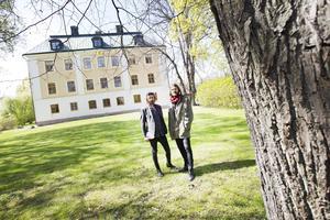 Håkan Axlander Sundquist och Jerker Eriksson kommer med en ny bok i höst.