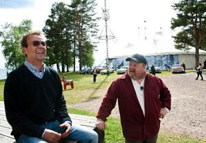 Visst är det skillnad på vad som klassas som kultur bland kulturskribenter från Stockholm och den som lever på vischan, skriver Lars Erik Larsson, och lyfter bland annat Kalle Moraeus tv-show som bland annat hade Björn Skifs som gäst i somras.