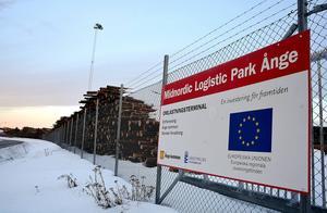 Det finns fler än intressegruppen med Lars Lagerbäck i laguppställningen som vill ta över och driva logistikparken i Ånge i privat regi.