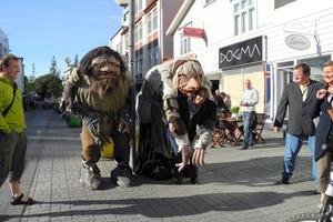 Hej!Här kommer en bild från Västerås vänortsstad Akureyri på Island.