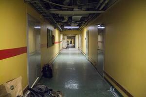 Beroendecentrum har nyligen lämnat sina tidigare lokaler i rivningshusen.