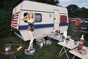 Raggarna värnar sin idealbild av den amerikanska kulturen.