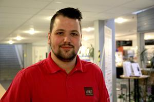 Karl Löf är projektledare på Ung Företagsamhet.