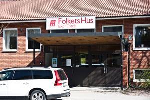 Folkets hus och park Hallstahammar/Kolbäck.