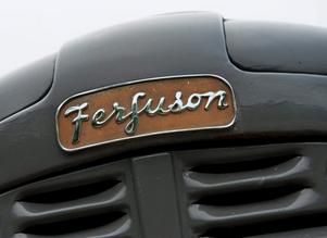 De flesta av traktorerna som medverkar på Hjälmarbygdens veterantraktorförenings semester är från 50- och 60talet.