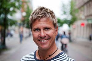 Anders Sellén, tekniklärare.