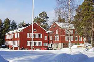 Wemerskolan i Hede.