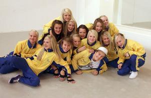 Bumpy Feet har 14 dansare med i hip hop-VM i tyska Bochum.