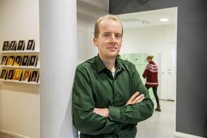 Fredrik Eriksson hoppas på att skriva maximala 160 rätt vid lördagens högskoleprov.