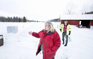 Lotta Zetterlund är helt emot vildsvinets etablering i Gävleborg.